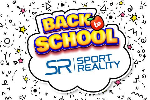 BACK TO SCHOOL со SPORT REALITY!