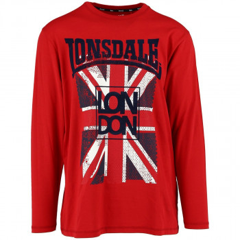 LONSDALE LONSDALE MENS TEE LS