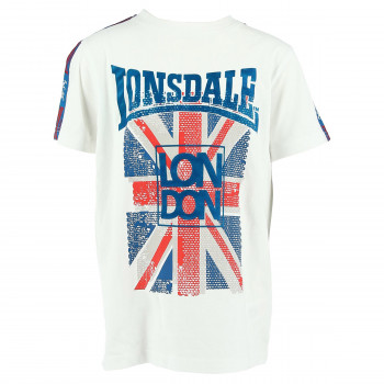 LONSDALE LONSDALE BOYS TEE
