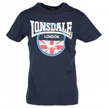 LONSDALE LNSD FLAG F19 TEE