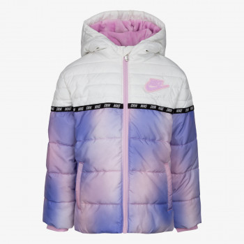 NIKE NKG NEW COLOR BLOCK PUFFER