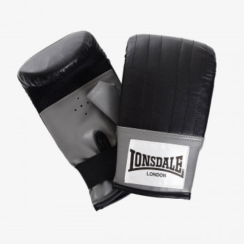 LONSDALE LEATHER PRO TRAINING MITTS