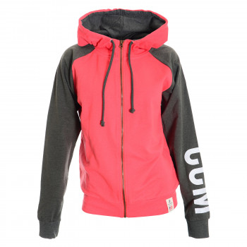 COCOMO LADIES FULL ZIP HOODY