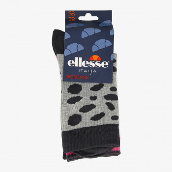 ELLESSE ELLESSE LADIES HIGH SOCKET 3PPK