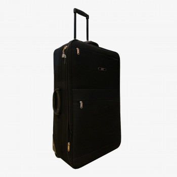 J2C J2C BLACK SOFT SUITCASE 22INCH