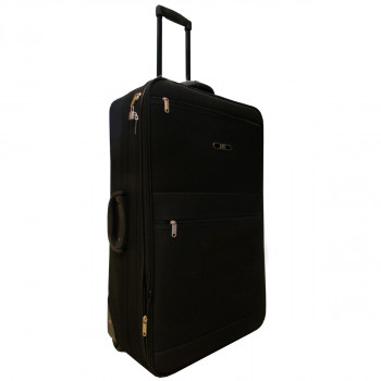 J2C J2C BLACK SOFT SUITCASE 30INCH