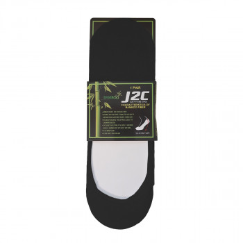J2C BAMBOO INVISIBLE LIFESTYLE SOCKS