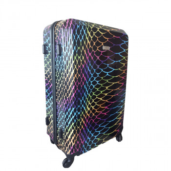 J2C J2C PRINTED HARD SUITCASE AOP 30IN