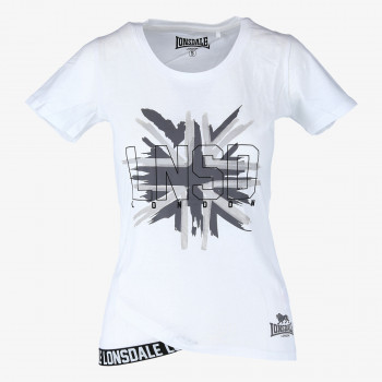 LONSDALE FLAG W TEE