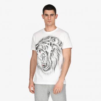 LONSDALE LONSDALE LION TEE